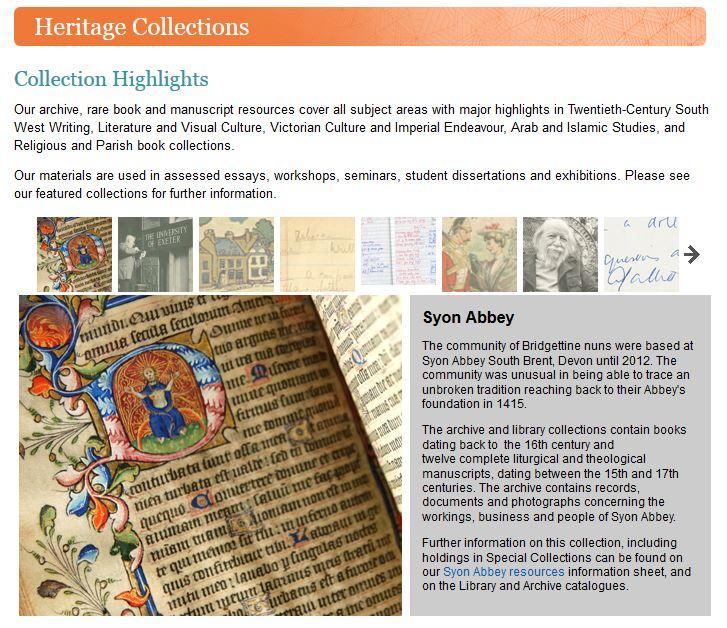 heritage assessment essay
