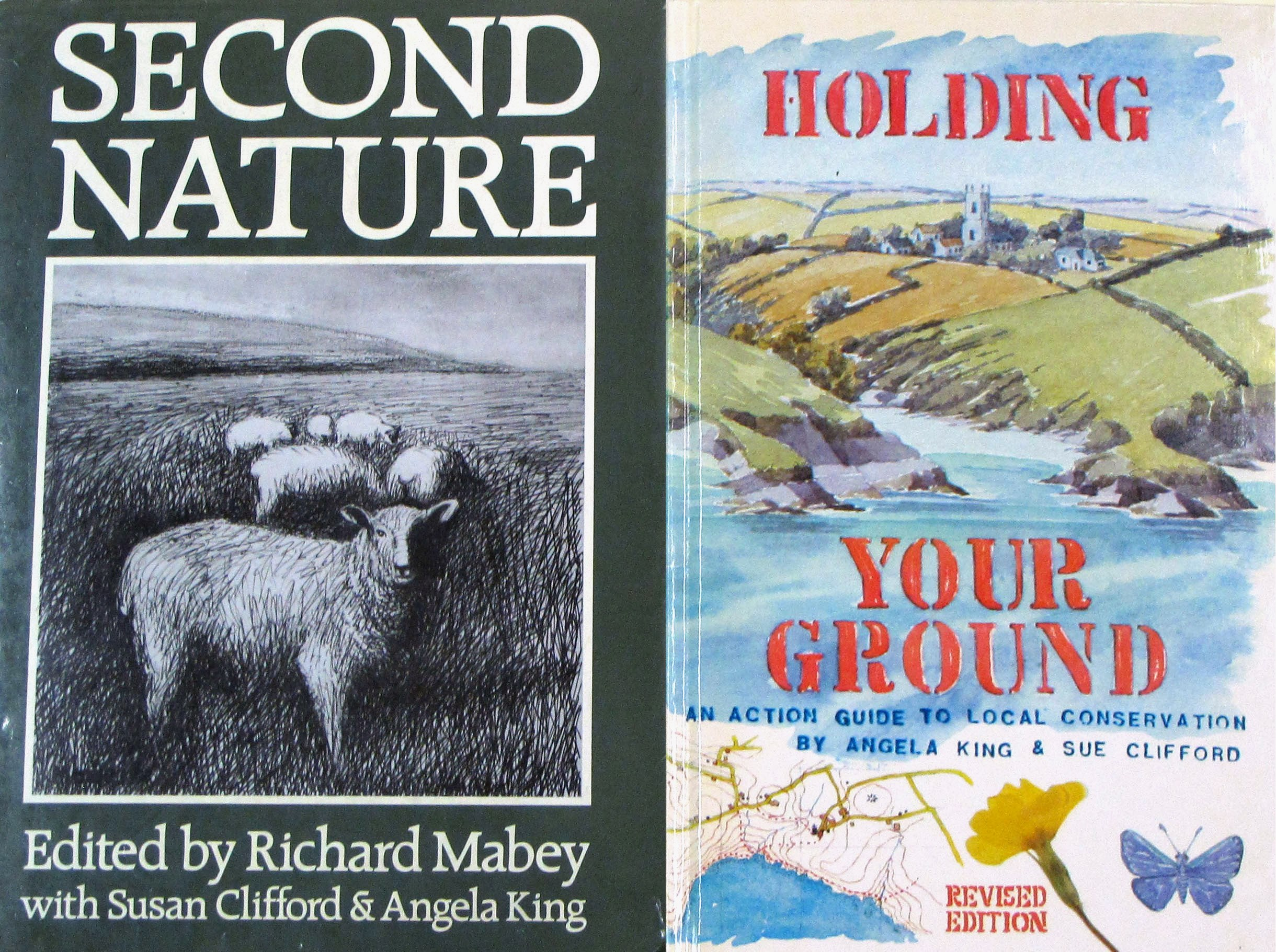 EUL MS 416/PRO/1-2 - Archive material relating to the 'Second Nature' and 'Holding Your Ground' project