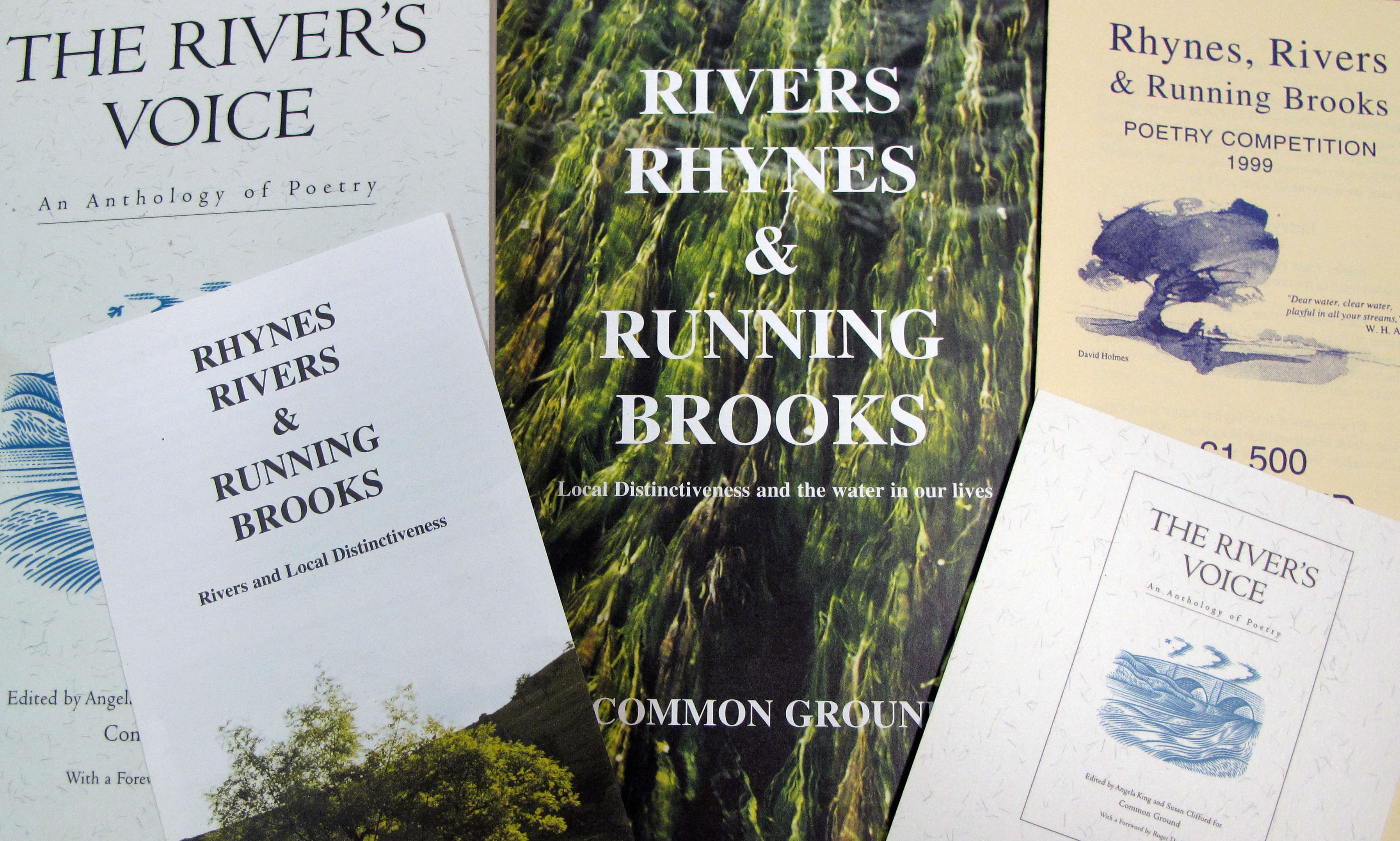EUL MS 416/PRO/12 - Archive material relating to the 'Rhynes, Rivers and Running Brooks' project
