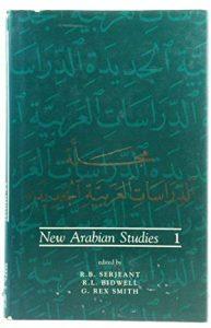 Cover of New Arabian Studies Vol.1
