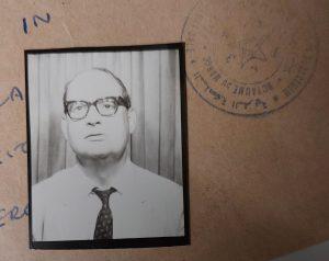 Portrait of Robin Bidwell
