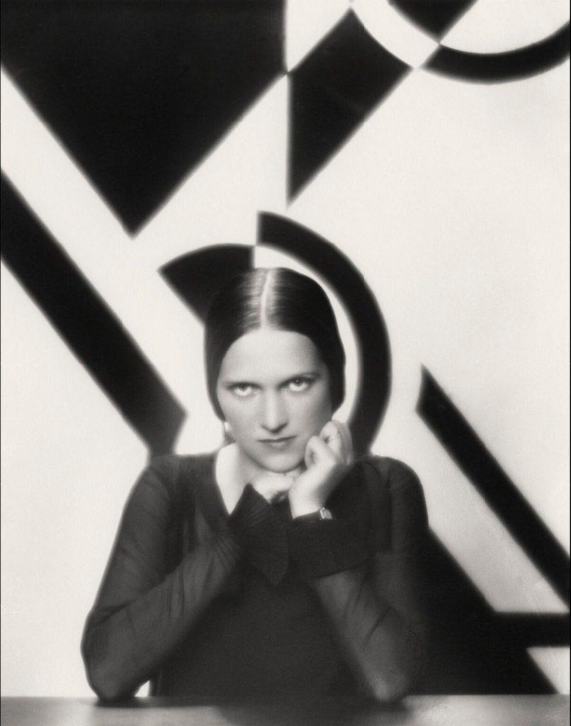 Portrait of Ethel Mannin